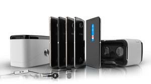 Alcatel IDOL 4 i IDOL 4S - z goglami VR