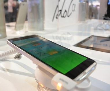 Alcatel Idol Alpha - ciekawy smartfon z MWC 2014