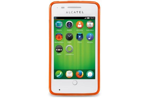 Alcatel One Touch Fire  - smartfon rzeczywiście bardzo tani, ale czy dobry? /materiały prasowe