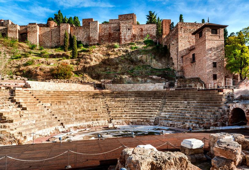 Alcazaba to potężna twierdza górująca nad miastem /123RF/PICSEL