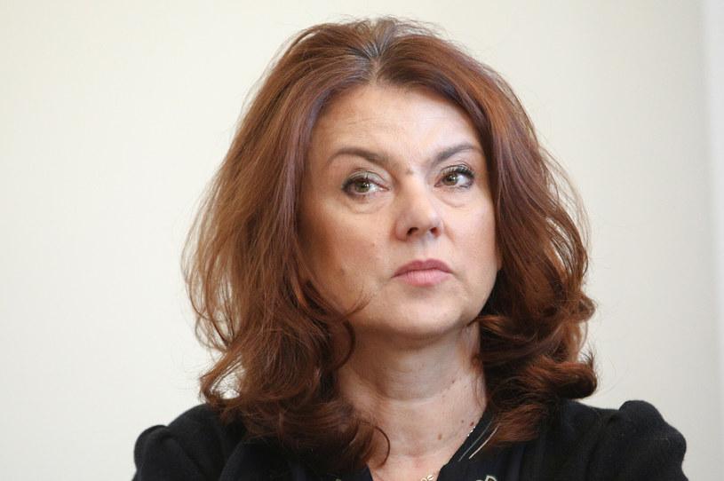 Aldona Machnowska-Góra /Tomasz Jastrzębowski /Reporter