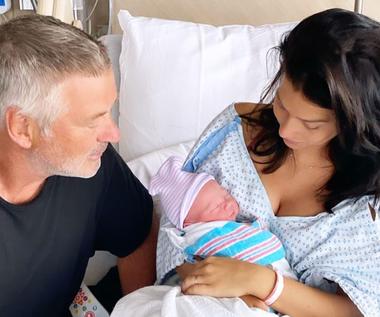 Alec Baldwin i jego żona Hilaria przywitali na świecie piąte dziecko