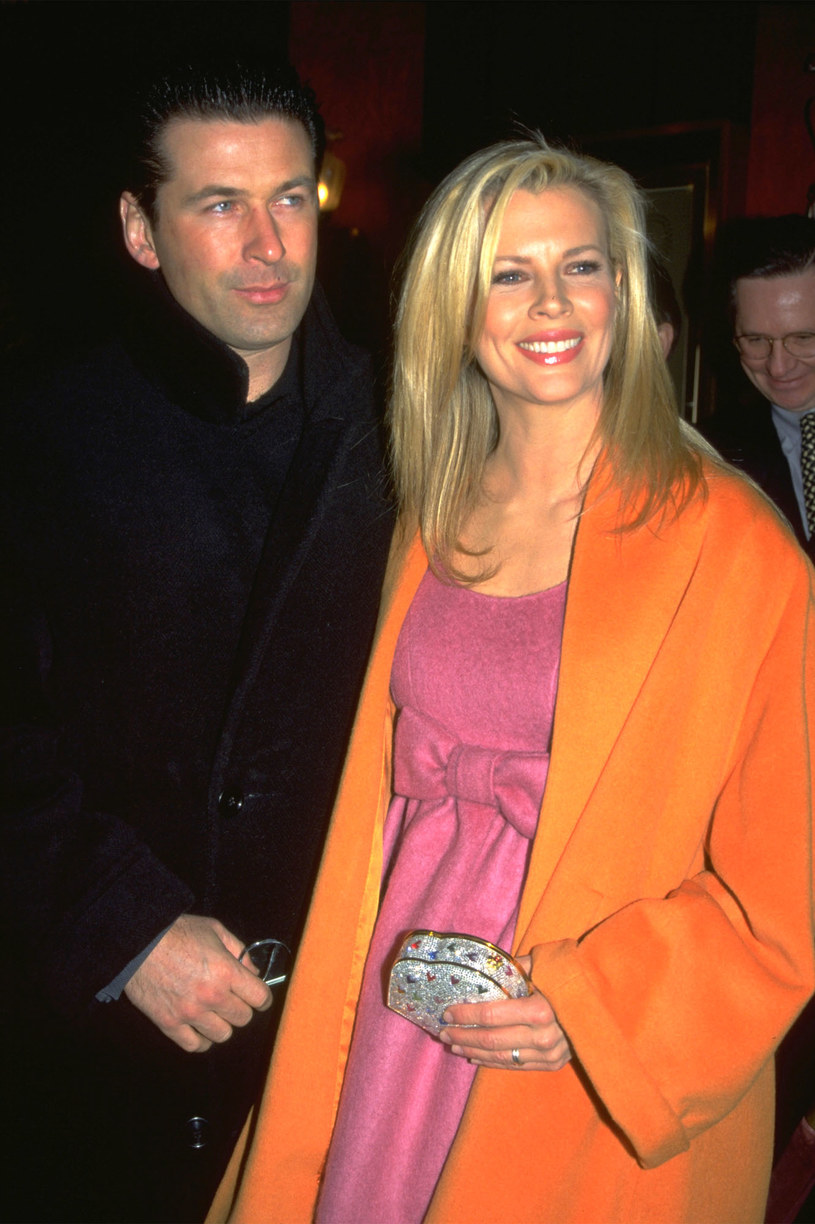 Alec Baldwin i Kim Basinger, 1999 rok /Diane Freed /Getty Images