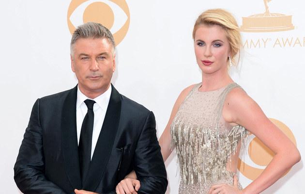 Alec Baldwin pogodził się z faktem, że jego córka jest lesbijką /Jason Merritt /Getty Images