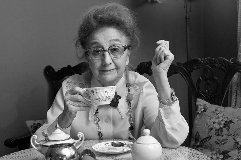 Aleftyna Gościmska (29.09.1934 - 24.03.2020) /Rafał Guz /Agencja FORUM