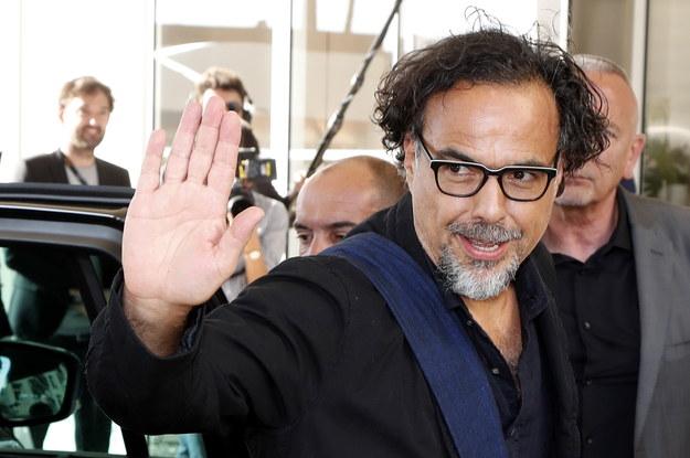 Alejandro González Iñárritu /GUILLAUME HORCAJUELO  /PAP/EPA
