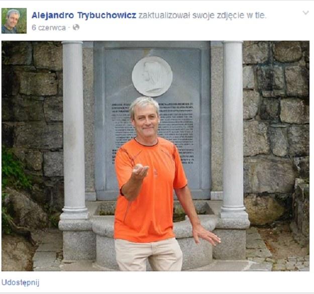 Alejandro Trybuchowicz /facebook.com