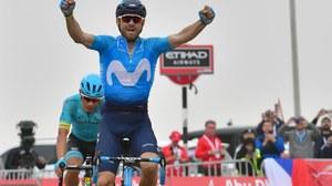 Alejandro Valverde odzyskał koszulkę lidera wyścigu Dookoła Katalonii