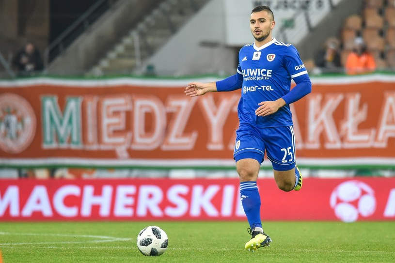 Alexander Sedlar was elected the best defender of the 2018/2019 season of Ekstraklasa /P.Dziurman / REPORTER / East News