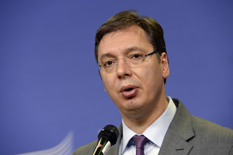 Aleksandar Vuczić /AFP