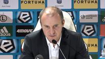Aleksandar Vuković (Legia): Nie oczekuję wielkiego zaufania. Wideo