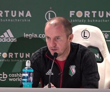 Aleksandar Vuković: Nie ma co się modlić. Wideo