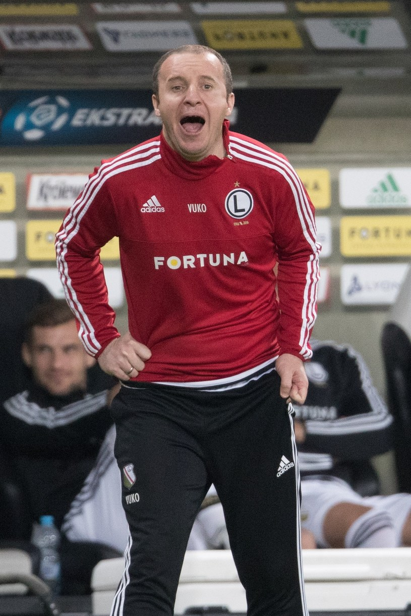 Aleksandar Vuković /fot. Andrzej Iwanczuk/REPORTER /East News