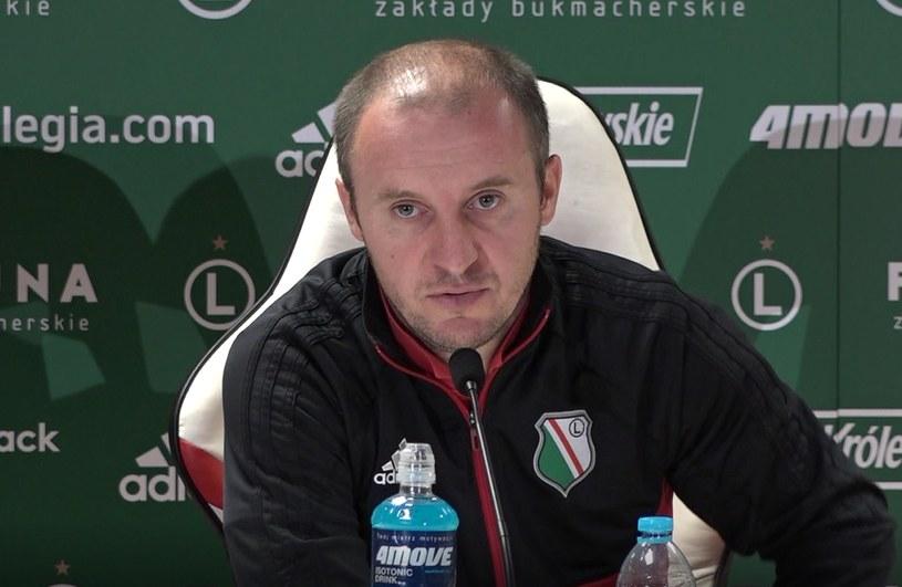 Aleksandar Vuković /INTERIA.PL