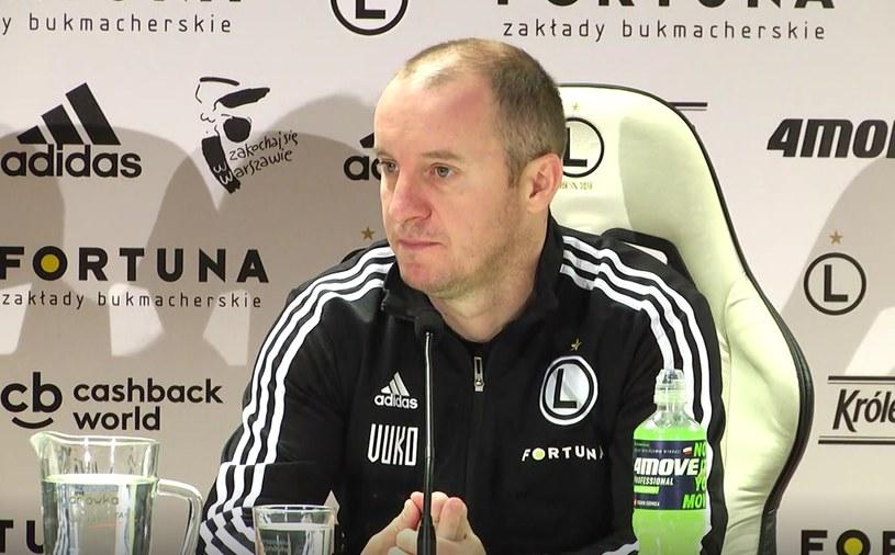 Aleksandar Vuković /Zbigniew Czyż /INTERIA.PL