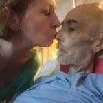 Aleksander Baron pokazał wzruszające zdjęcie: To mój Tata w ostatni dzień swojego życia