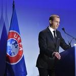 Aleksander Ceferin ponownie szefem UEFA