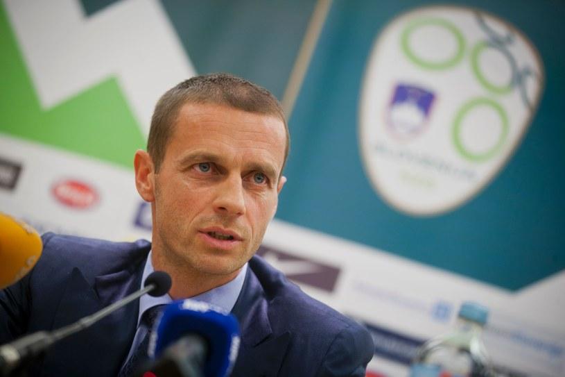 Aleksander Čeferin /AFP