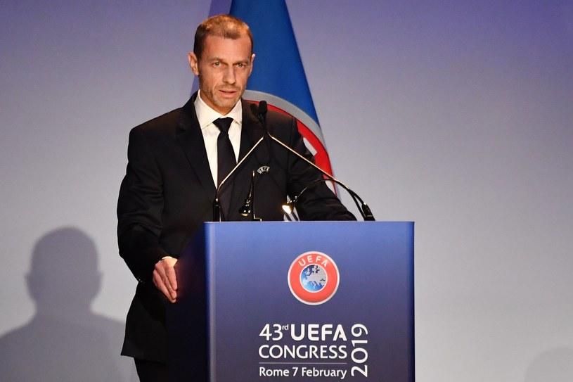 Aleksander Czeferin /AFP