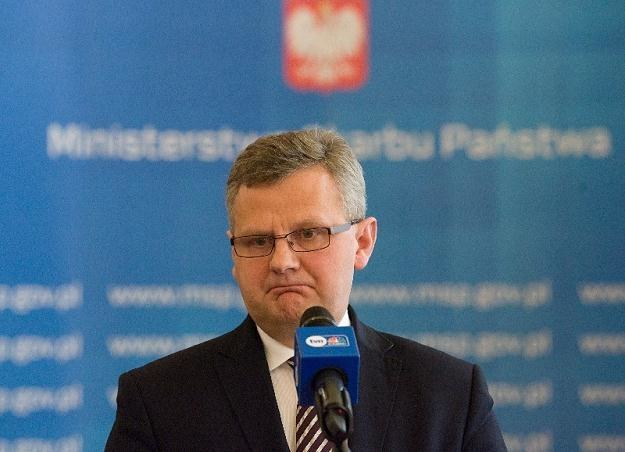 Aleksander Grad /fot. Michał Dyjuk /Reporter