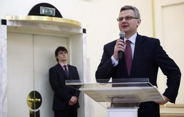 Aleksander Grad/ fot. Stawiński /Agencja SE/East News