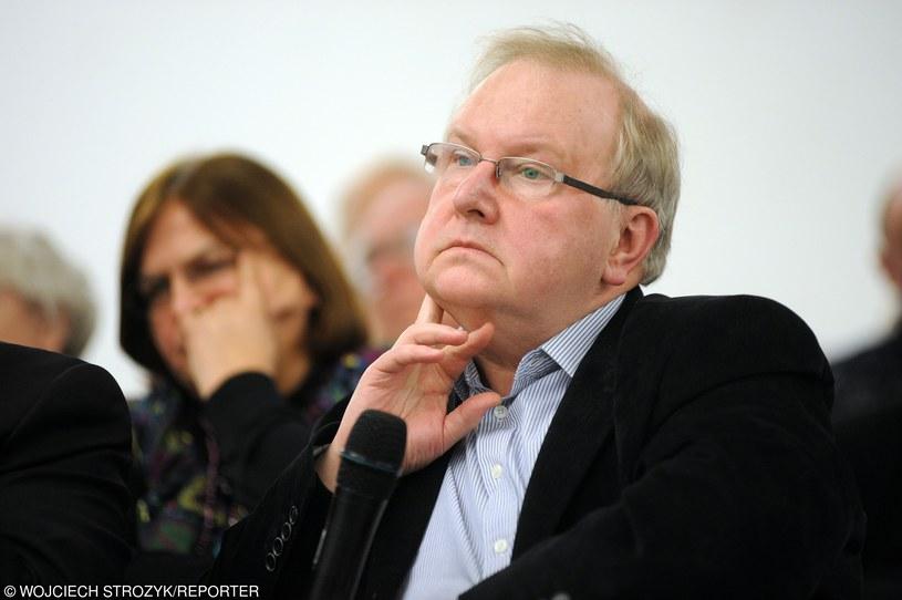 Aleksander Hall /Wojciech Stróżyk /Reporter