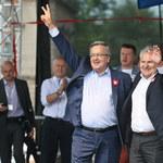 Aleksander Kwaśniewski i Bronisław Komorowski jednym głosem