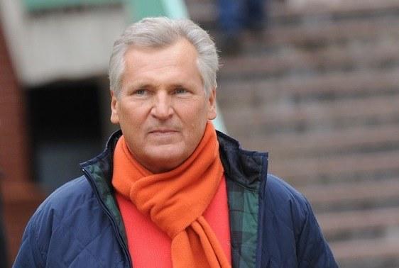 Aleksander Kwaśniewski /Michał Wargin /East News
