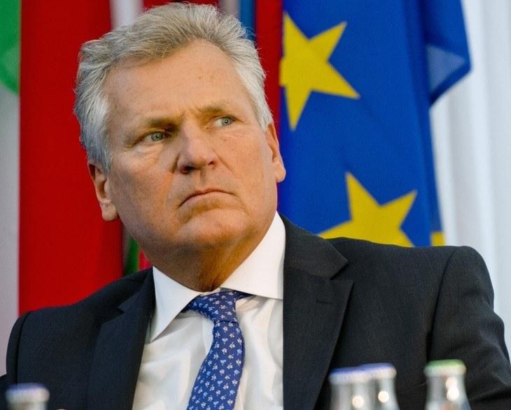 Aleksander Kwaśniewski /Piotr Tracz /Reporter