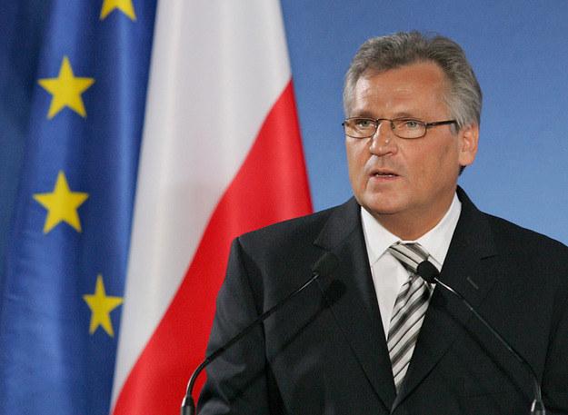 Aleksander Kwaśniewski /AFP