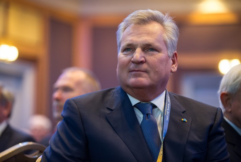 Aleksander Kwaśniewski /Bartosz Krupa /East News