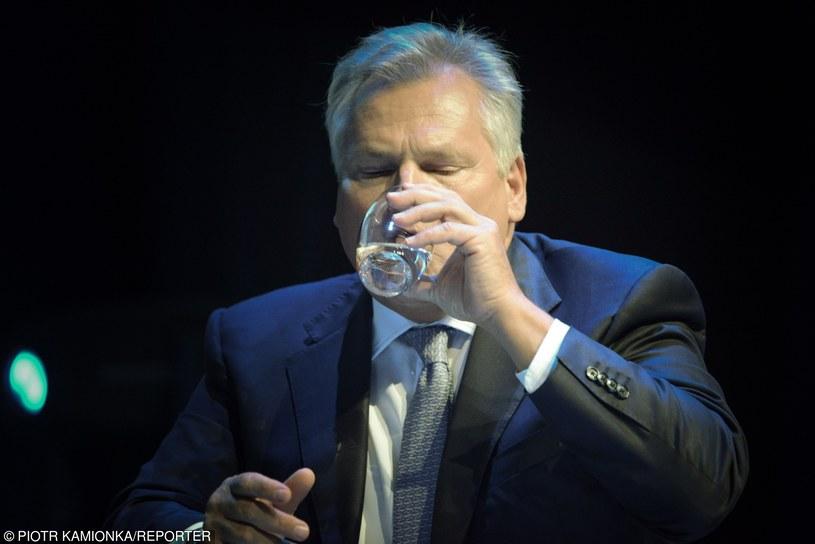 Aleksander Kwaśniewski /- /East News