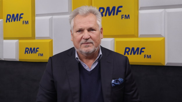 Aleksander Kwaśniewski /Karolina Bereza /RMF FM