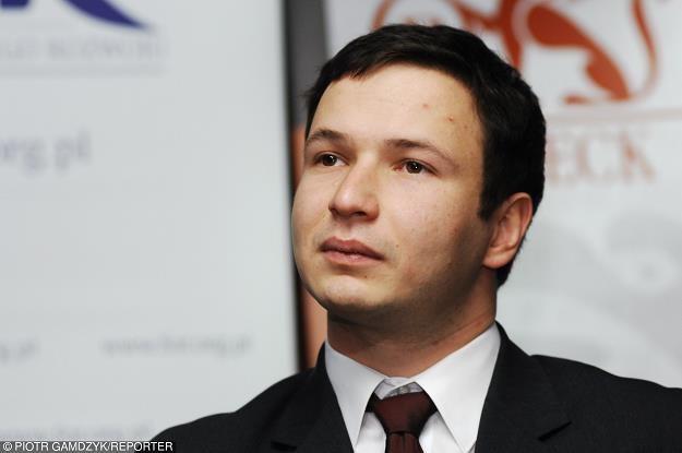 Aleksander Łaszek, FOR. Fot. Piotr Gamdzyk /Reporter