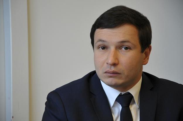 Aleksander Łaszek /fot. Piotr Smoliński /Reporter
