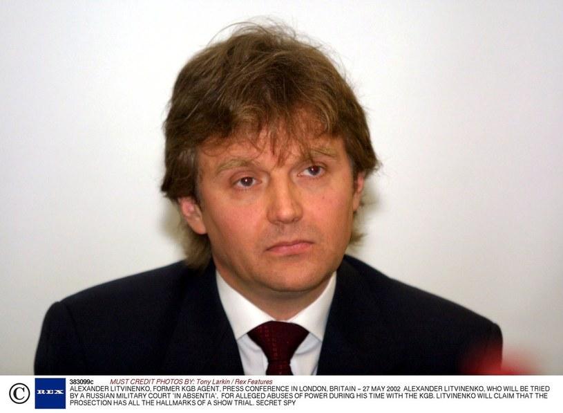 Aleksander Litwinienko zmarł po otruciu polonem /East News