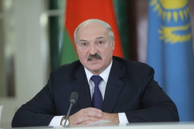 Aleksander Łukaszenka /AFP