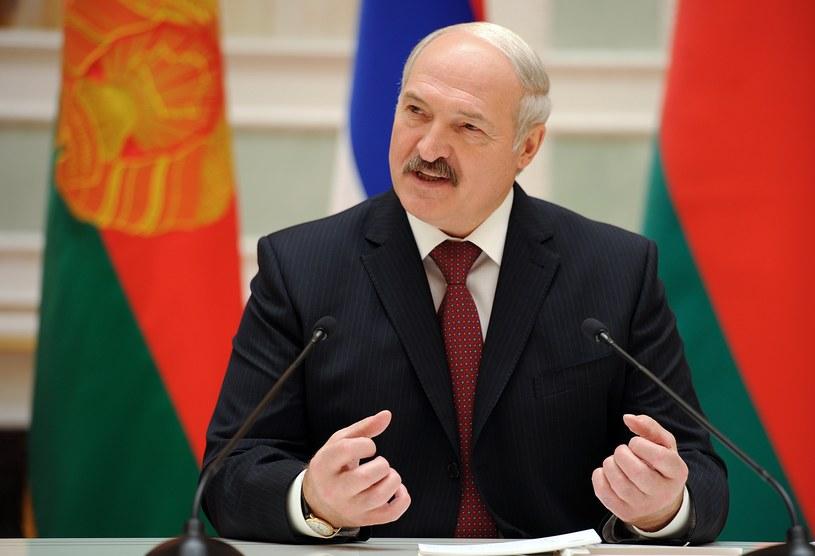 Aleksander Łukaszenko, prezydent Bialorusi, rozprawia się ze społecznym pasożytnictwem /SERGEI GAPON /AFP