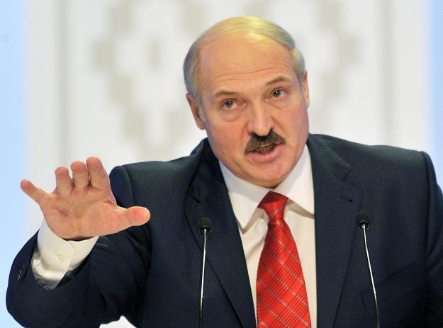 Aleksander Łukaszenko /AFP
