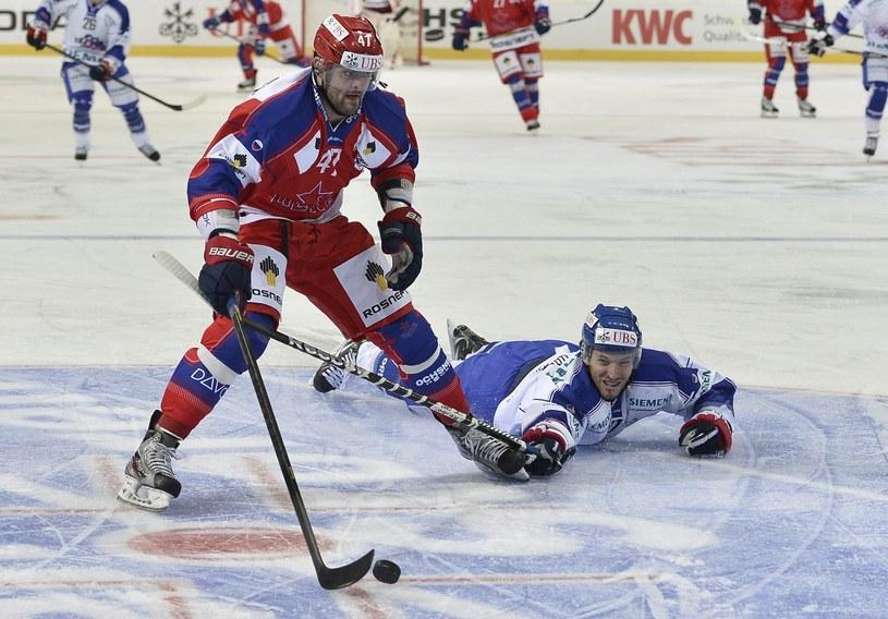 Aleksander Radułow z CSKA Moskwa /PAP/EPA