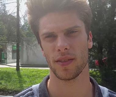 Aleksander Śliwka: Pierwszy raz tego doświadczam. Wideo