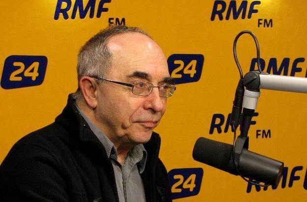 Aleksander Smolar /RMF