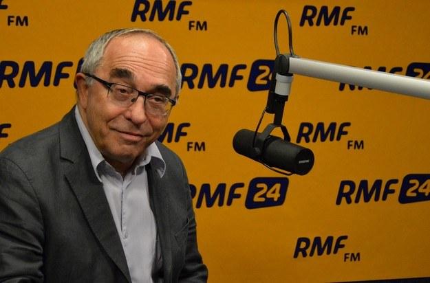 Aleksander Smolar /RMF FM