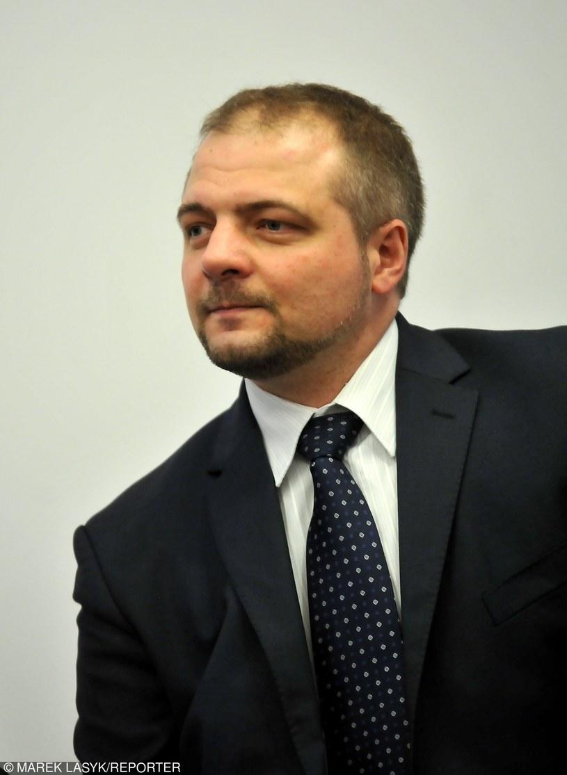 Aleksander Stępkowski /Marek Lasyk  /Reporter
