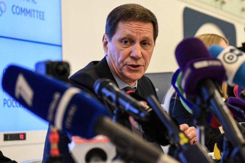 Aleksander Żukow /AFP