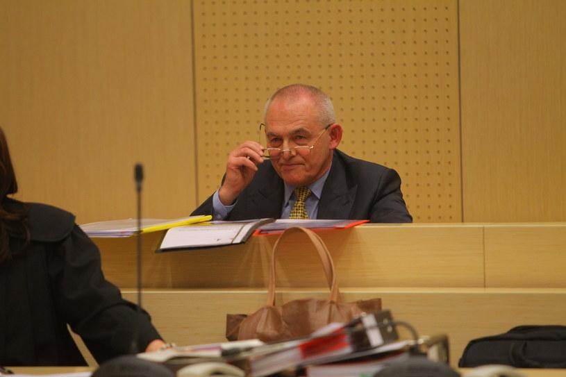 Aleksandr Gawronik podczas procesu /GRZEGORZ DEMBINSKI /East News