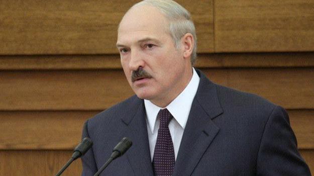 "Aleksandr Łukaszenka - białoruski ""ojciec chrzestny"" /AFP"