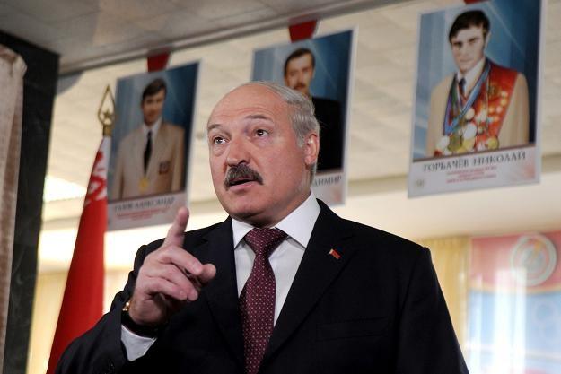 Aleksandr Łukaszenka, prezydent Białorusi /AFP