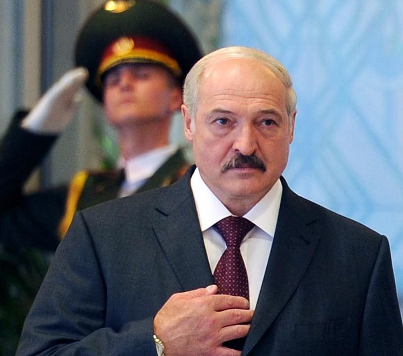 Aleksandr Łukaszenka /AFP