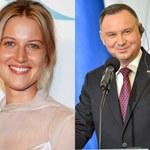 Aleksandra Domańska namawia do pójścia na wybory